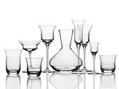 Nápojové sklo, design Olgoj Chorchoj pro BOMMA