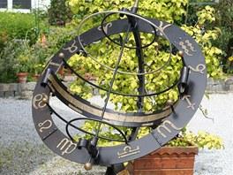 Sluneční hodiny jako důkaz kovářského umění
