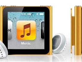 iPod Nano s jednou ikonkou na ploše umožní snažší ovldání, než s původními