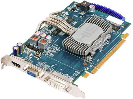 Grafick� karta HIS Radeon HD 6670 iSilent4