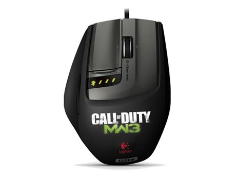 Logitech Call of Duty MW3