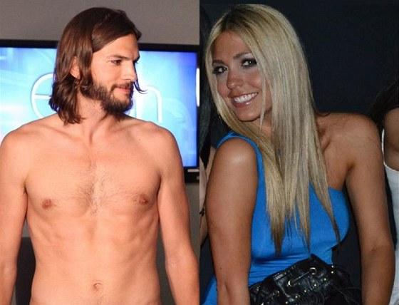 Ashton Kutcher a Sara Lealov�