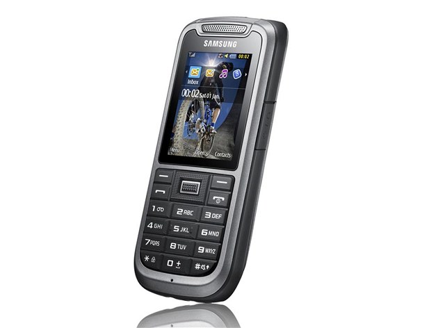 Samsung připravil nový odolný mobil c3350 s výdrží 42 dnů