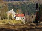 Železniční stanice Jedlová pod horou Jedlová