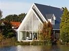 Architekti se snažili vytvořit moderní bydlení, ale zároveň zachovat původní