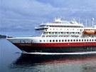 Plavba na norské lodi Hurtigruten, v českém překladu Rychlá cesta