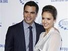 Jessica Alba a její manžel Cash Warren