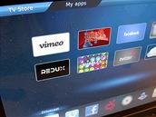 Výhodou Opera řešení pro chytré televize oproti konkurenci (např. Google TV) je