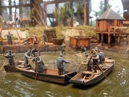 Kromě znázornění krajiny rybníků se mohou návštěvníci podívat rovněž na