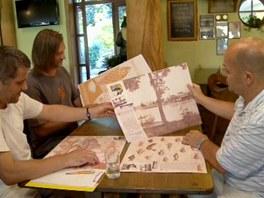 Originální papírové prostírání je v poměru k tomu, jak může stolování