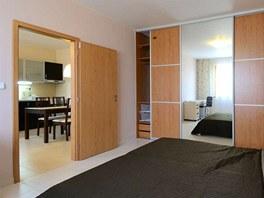 Byt 2 + kk má užitnou plochu 70 metrů čtverečních.