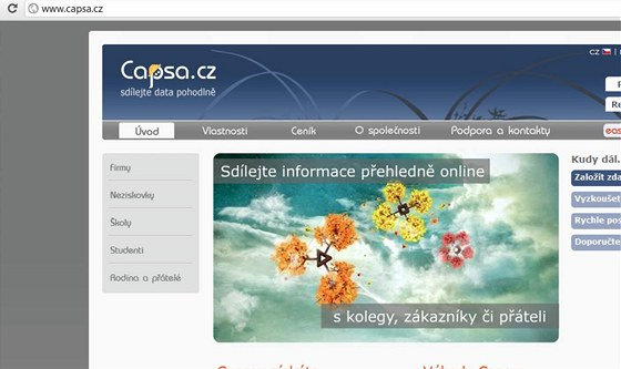 Capsa.cz