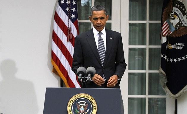 Obama ve svém vyjád�ení ke Kaddáfího smrti uvedl, �e Libyi �eká dlouhá a t�ká