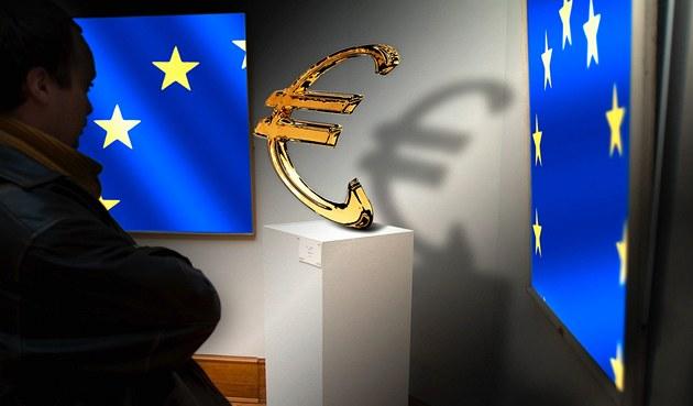 Euro. Ilustra�ní snímek.