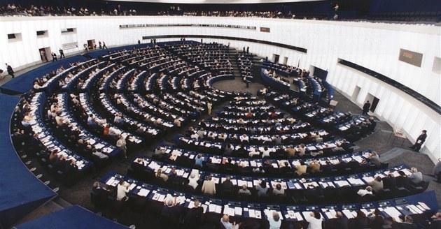 Evropský parlament. Ilustra�ní snímek.