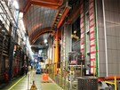 Detektor OPERA v italské laboratoři Gran Sasso