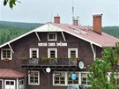 Jizerky, horská chata Smědava