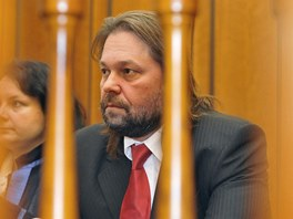 Jiří Pomeje u soudu