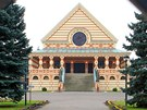 V pardubickém krematoriu se natáčel slavný film Spalovač mrtvol