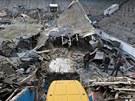 Ruiny hokejové haly v Teplicích