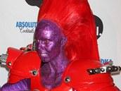V roce 2010 se Klumová inspirovala filmem Transformers.