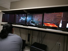 Tvůrci si hodně slibují od 3D her speciálně navržených tak, aby využily velké