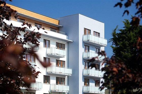 Pilotní projekt skandinávského developera YIT Stavo bude brzo dokončen.