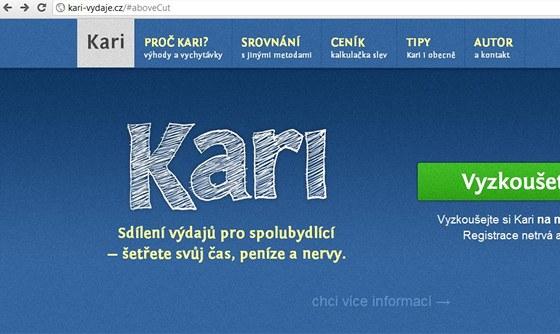 Kari-vydaje.cz