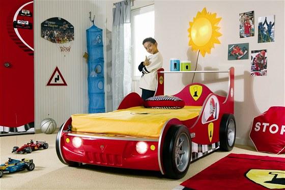 Samotné dekory se mění spolu se zájmy dítěte a jeho hrdiny.