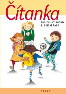 Čítanka pro druhý ročník základních škol nakladatelství Alter