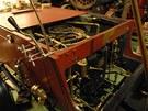 Snímek z obnovy Locomobilu.