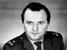 B�val� major Stb Vratislav Herold.