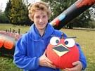 Angry Birds, tedy naštvaní ptáci, dostali reálnou podobu.