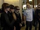 Předvádění interaktivní 3D mapy ovládané pomocí pohybů těla (s použitím Kinect)