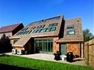 CarbonLight Homes je jedním z prvních dvou  CO2 neutrálních rodinných aktivních