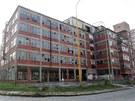 Budova číslo 25 v baťovském areálu ve Zlíně