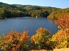 Podzimní Prigl je opravdu nádherný a stromy hrají všemi barvami.
