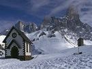 Dolomity, Passo Rolle