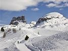 Dolomity, Cortina