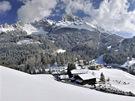 Dolomity, Latemar, San Floriano