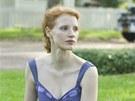 Jessica Chastainová ve filmu Strom života