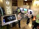 Technet.cz v budově Akademie věd na Národní třídě ukazuje nejchytřejší počítač