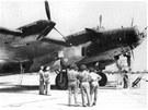 Americký bombardér B-17, britský Lancaster, sovětský Pe-8, německý Ju 290
