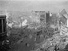 Rozbombardované Guernica, Coventry, Hamburk, Tokio … kdo pozná rozdíl? Jen je