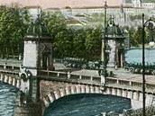 Pohlednice vydaná mezi léty 1910–1915.