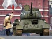 Legend�rn� sov�tsk� tank T-34