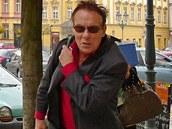Jan Saudek v Chrudimi