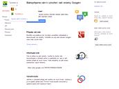 Vytvořit stránku na Google Plus - možnost přepínání mezi rolemi
