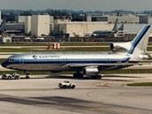 Lockheed L1011 Tristar. Stejný typ letounu havaroval v Everglades
