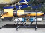 Klouzavé bomby nejsou žádnou novinkou. Tato Henschel Hs 293 z druhé světové